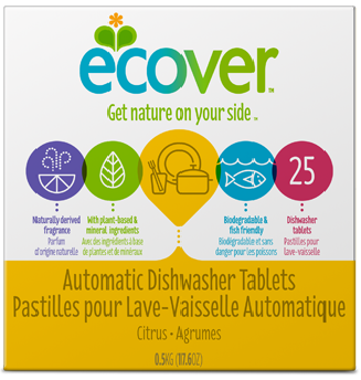 Ecover Dishwasher Tablets Review