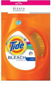 Tide Plus Bleach Alternative