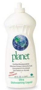 Planet Ultra Dishwashing Liquid