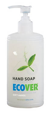 Ecover Lavender and Aloe Vera Hand Soap