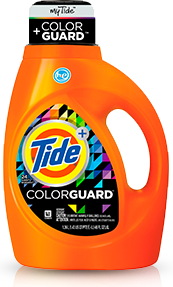 Tide Plus Colorguard
